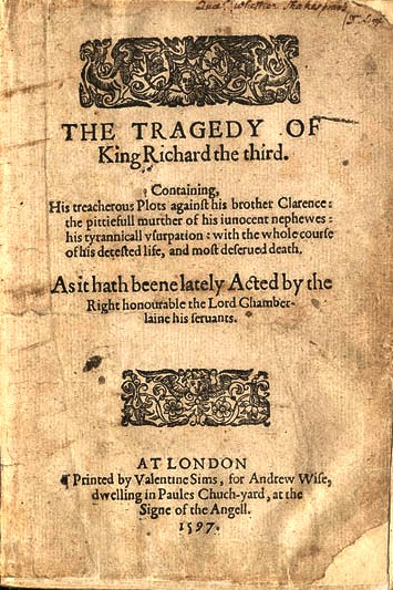 richard iii play