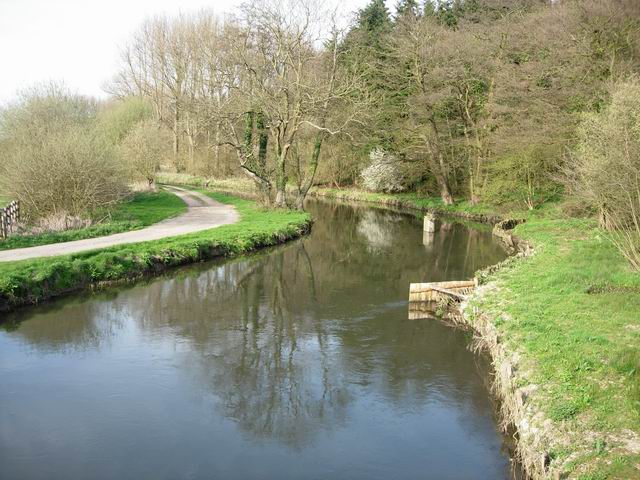 River Itchen - geograph.org.uk - 157001