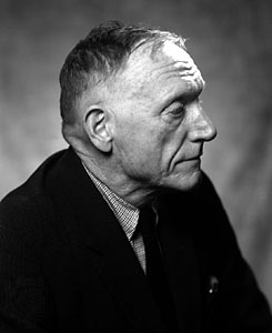 Robert Penn Warren, M.A. 1927 - novelist and poet, who received the Pulitzer Prize three times Robert Penn Warren.jpg