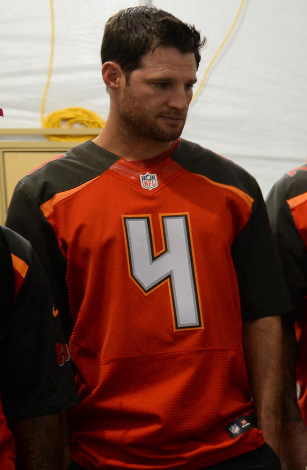 new product db5f3 9956d Ryan Griffin (quarterback) - Wikipedia