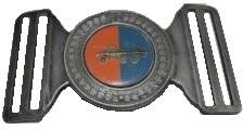 SADF 82 Brigade Stapel Belt