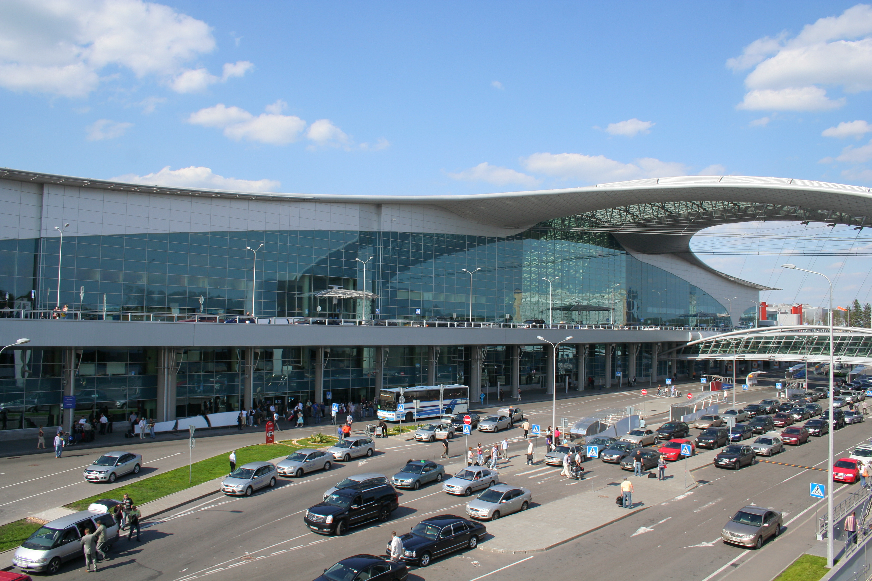 a078cb013eae Sheremetyevo International Airport – Travel guide at Wikivoyage