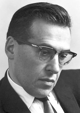 image of Julian Schwinger