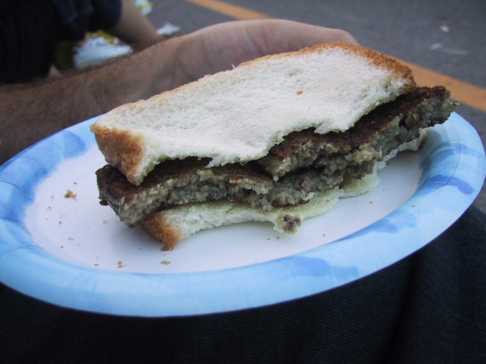 Is SCRAPPLE just our version of Haggis? - Page 1 - AR15.COM