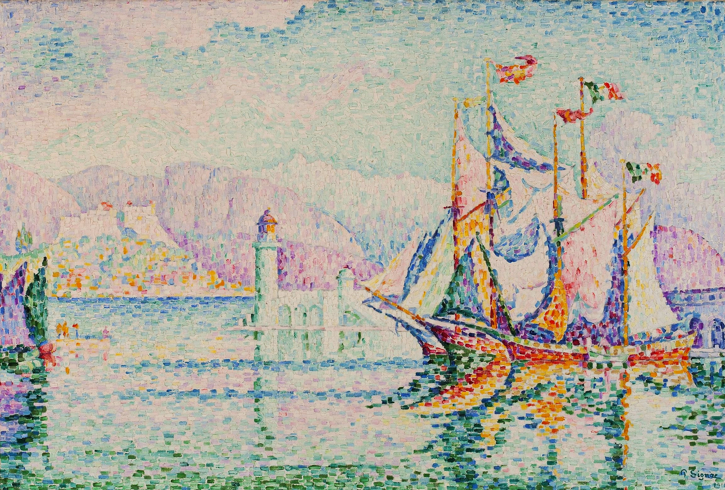 http://upload.wikimedia.org/wikipedia/commons/3/3c/Signac_Antibes_-_Morning.jpg