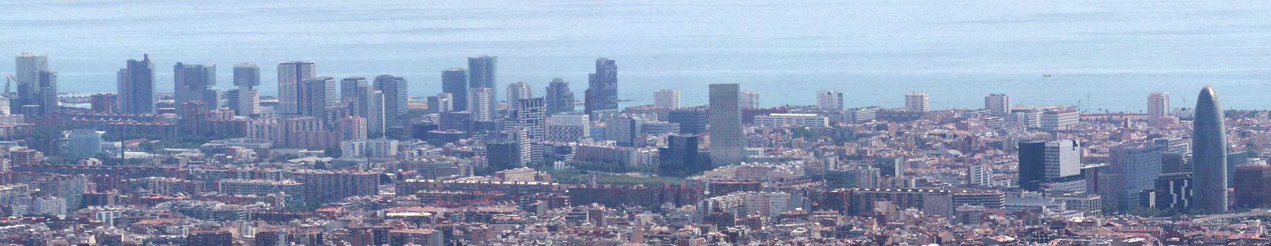 Diagonal Mar i el Front Marítim del Poblenou