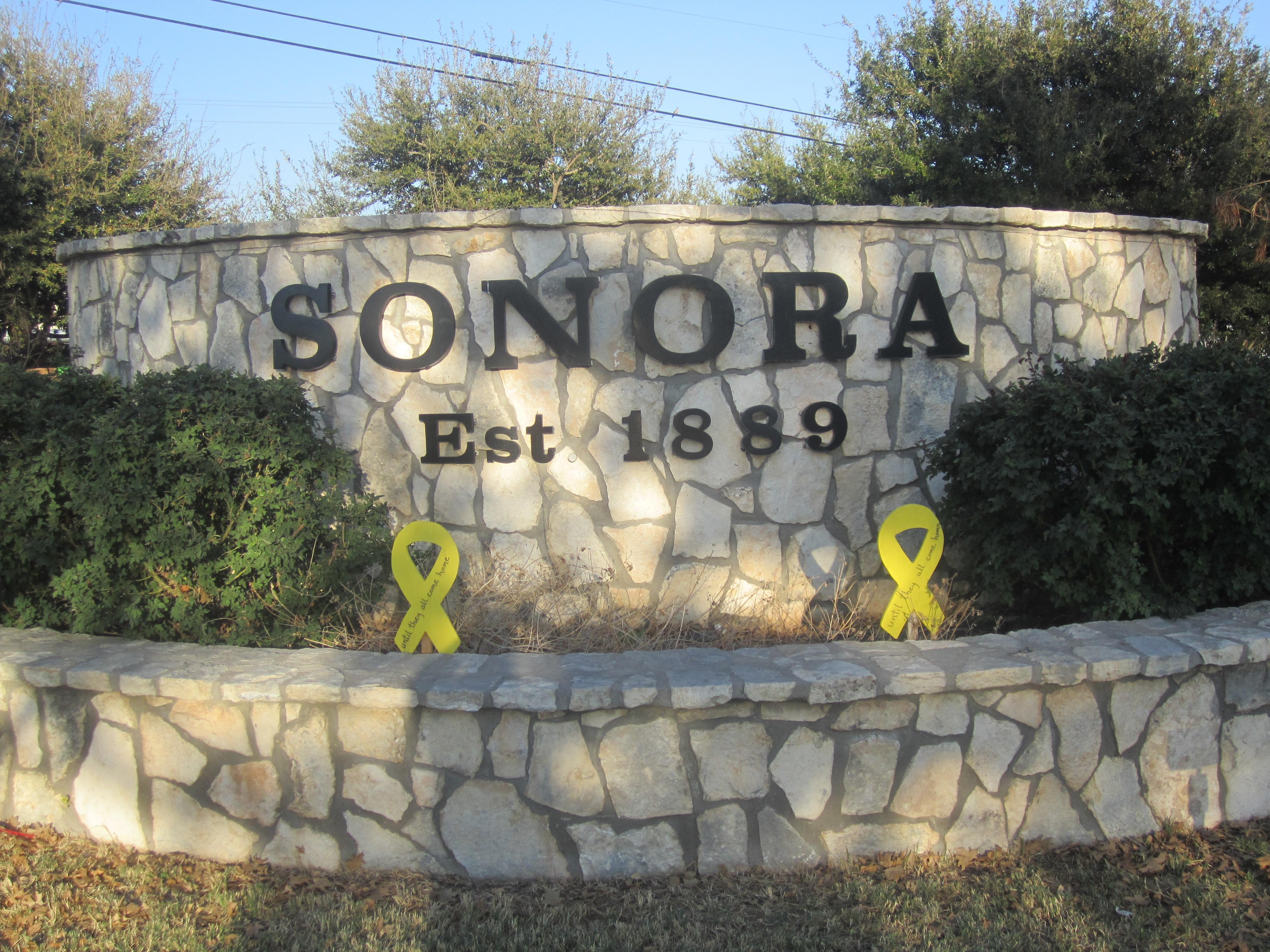 ソノラ (テキサス州)