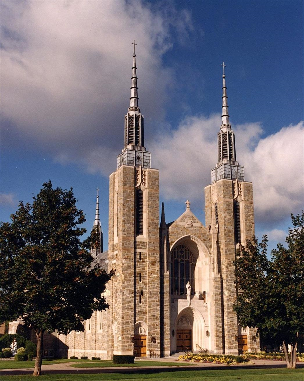 St Mary S Cathedral Ogdensburg New York Wikipedia