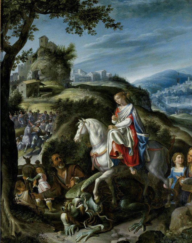 St Martha tramples the dragon.jpg