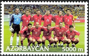 Stamps of Azerbaijan, 2002-627