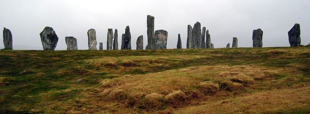 File:Standing Stones of Callanish - geograph.org.uk - 1253529.jpg