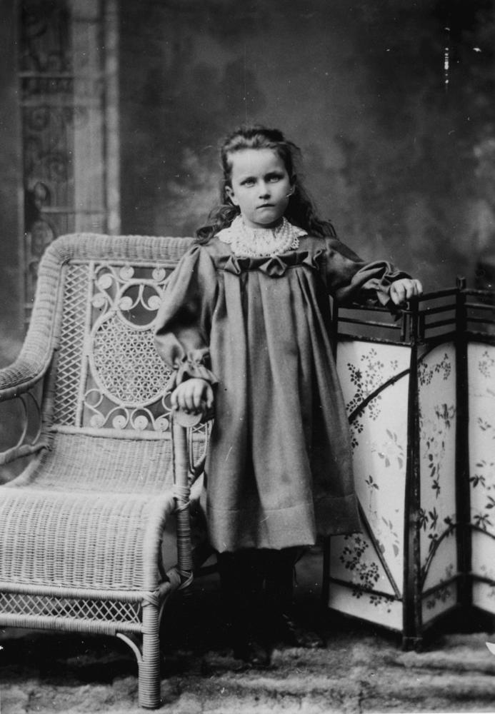 File Statelibqld 1 120044 Studio Portrait Of A Young Girl