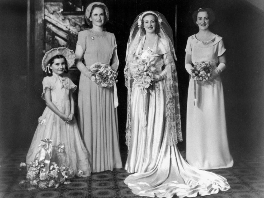 1950s Wedding