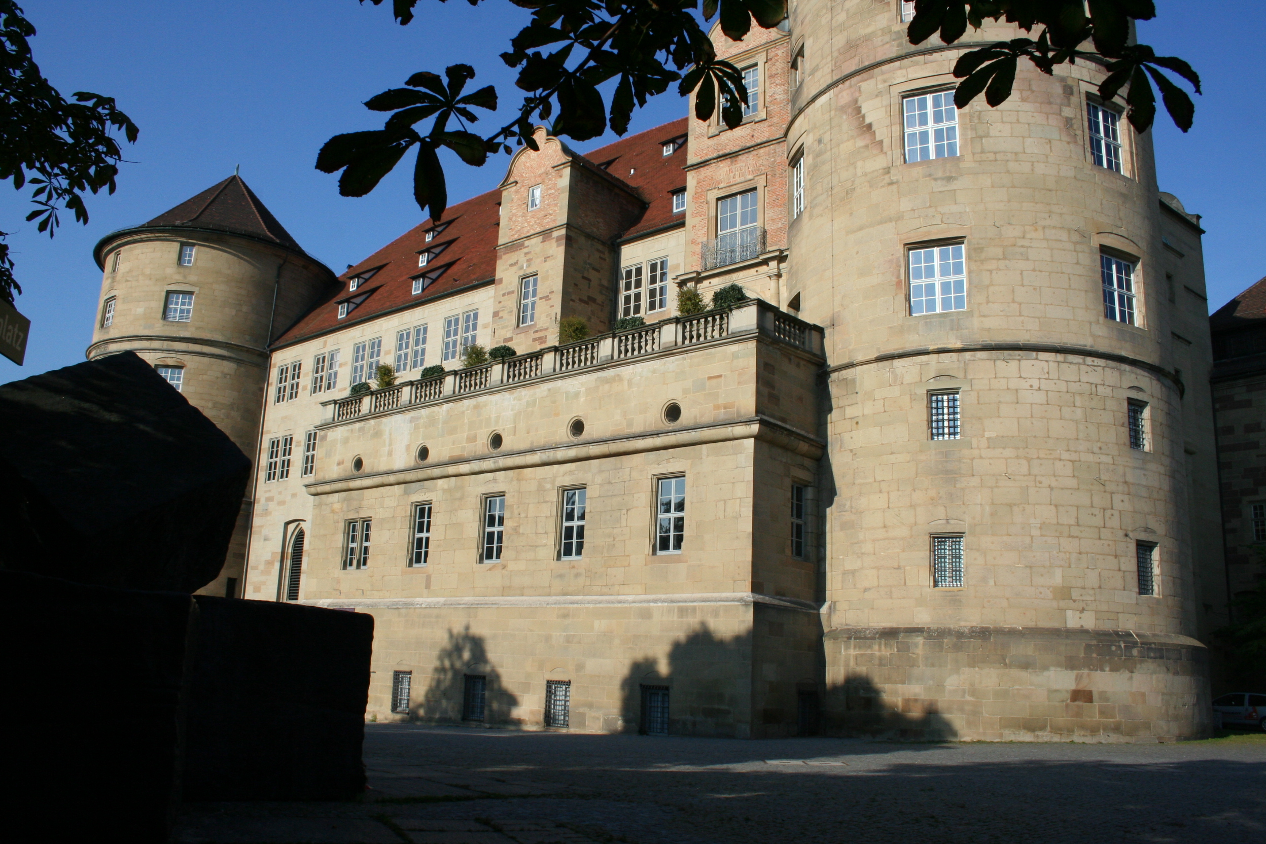 Stuttgart Old Castle