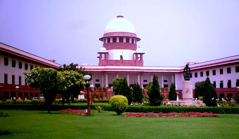 Supreme Court of India - Retouched