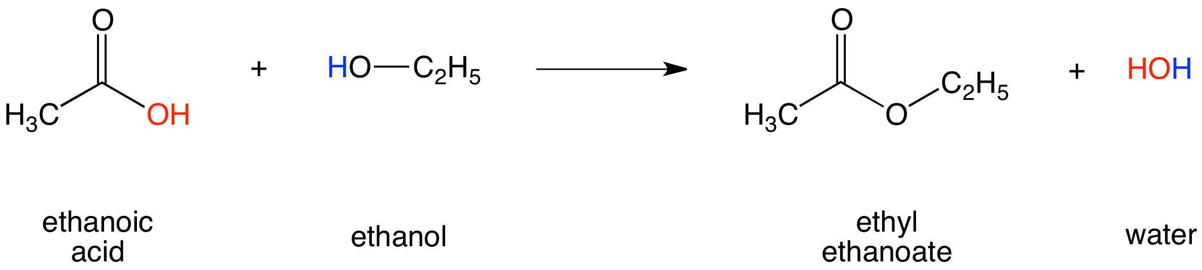 What Is Ethanol >> File:Synthesis of ethyl ethanoate.png - Wikimedia Commons