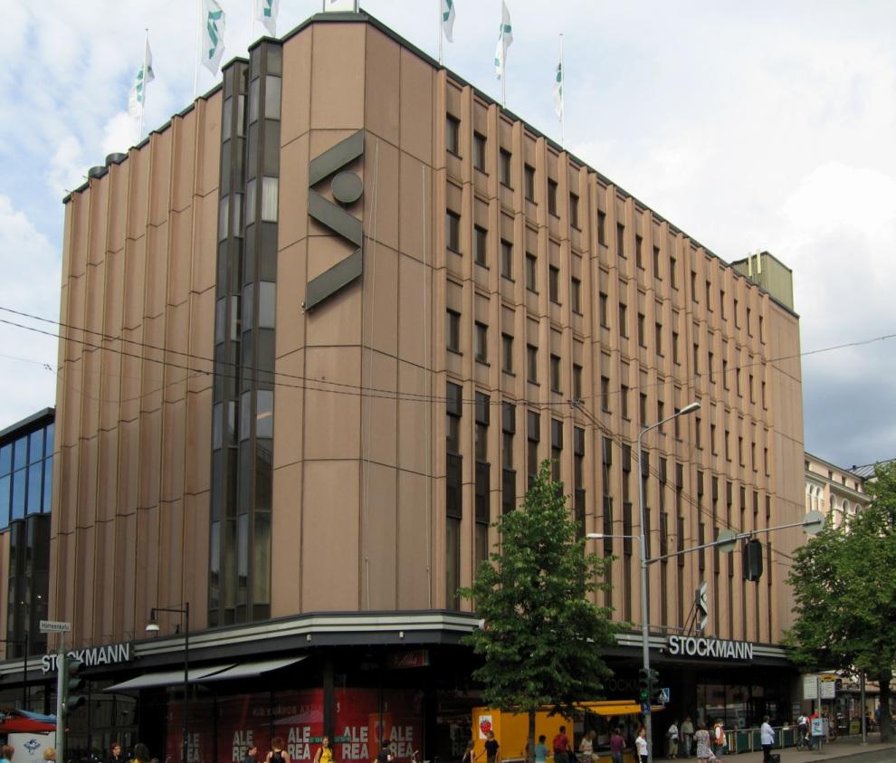 Stockmann Tampere Laukut : Stockmann tampere wikipedia