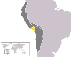 Location of Contisuyo