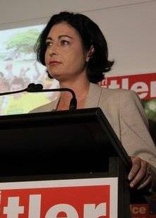 Terri Butler Australian lawyer and politician