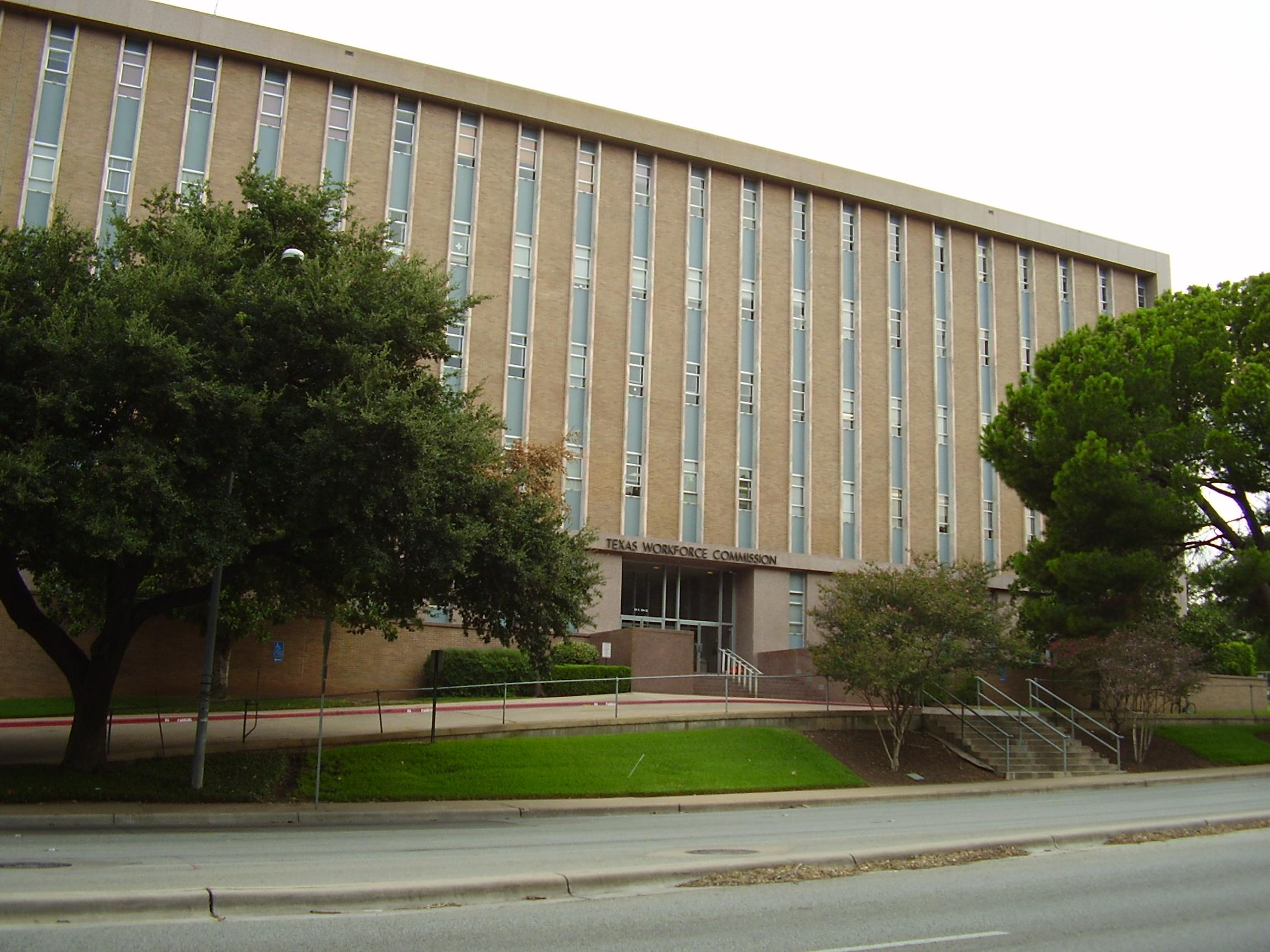 Texas Workforce Commission Wikipedia