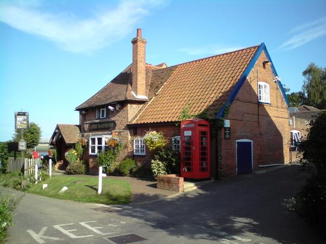 The Maybush, Waldringfield - geograph.org.uk - 1430576