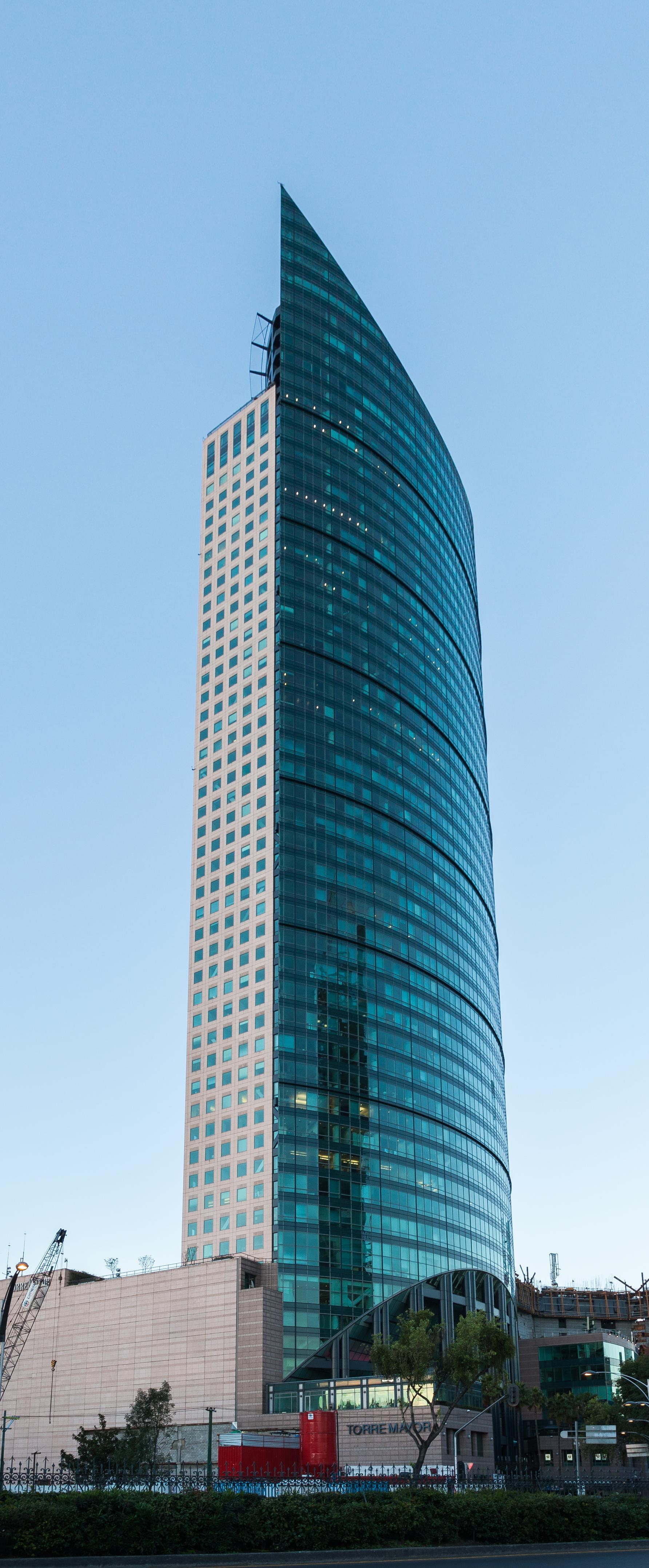 792869660cb0 Torre Mayor - Wikipedia