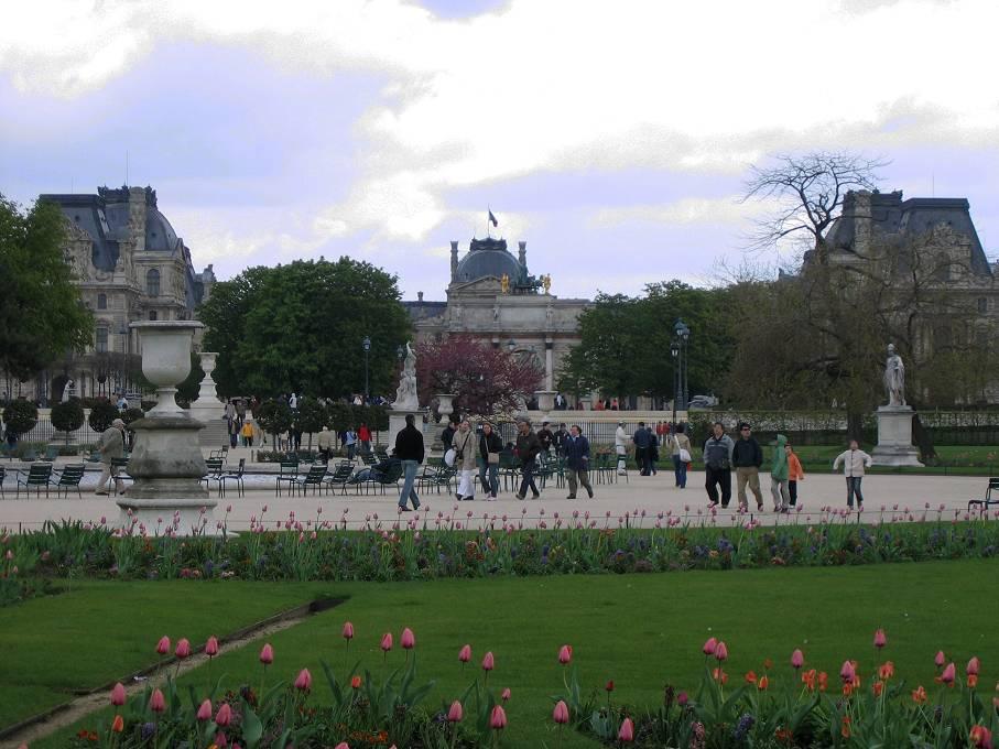 Tuileries garden for Jardin des tuileries