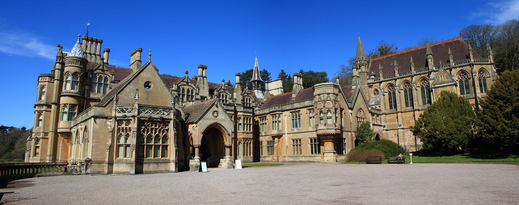 Victorian Style Mansions File Tyntesfield 2 Jpg Wikimedia Commons