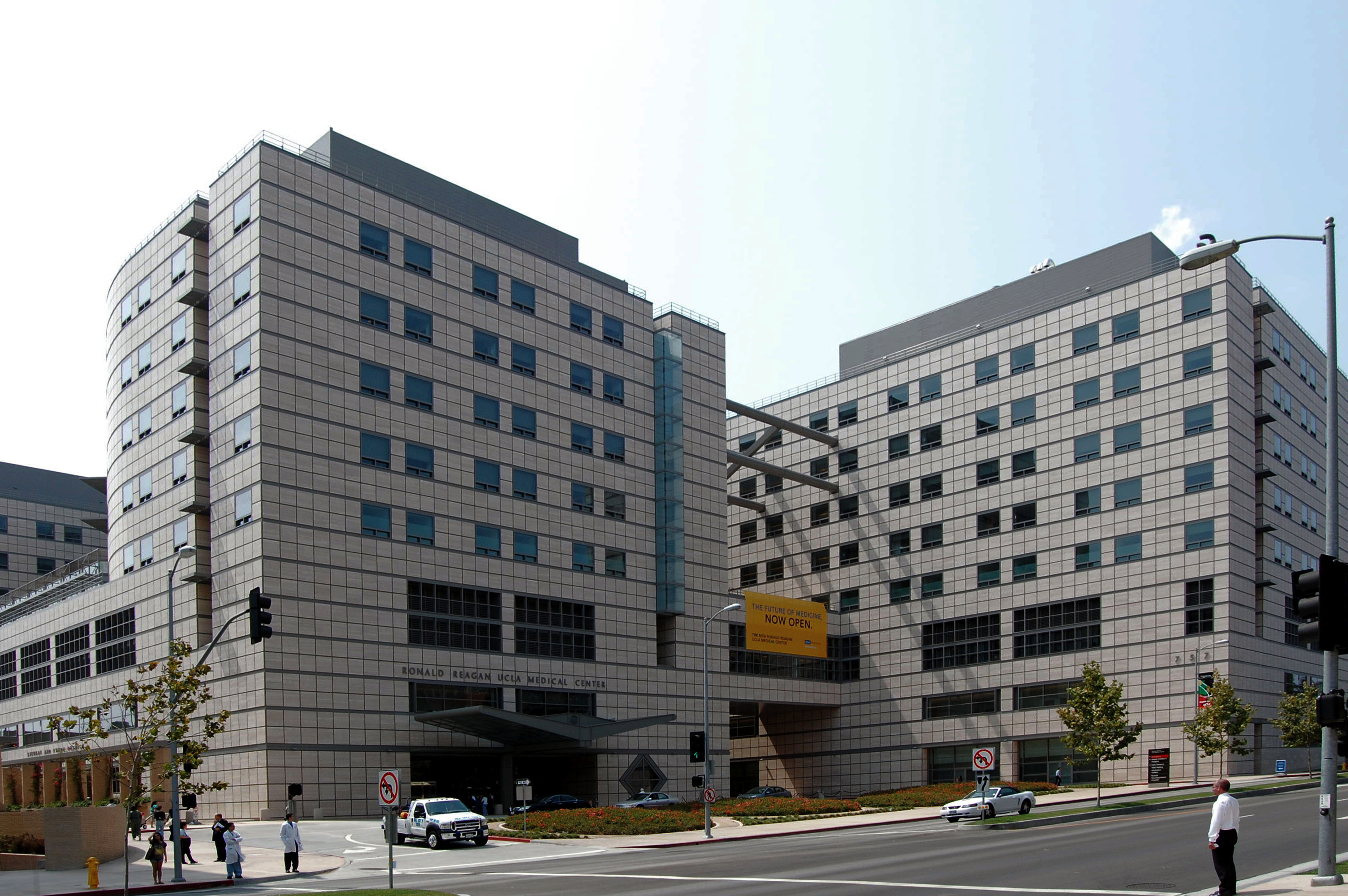 loading image for UCLA Medical Center