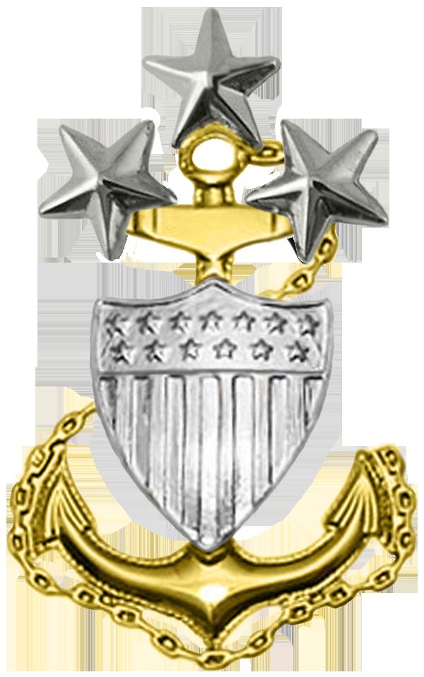 United States Coast Guard enlisted rate insignia ...