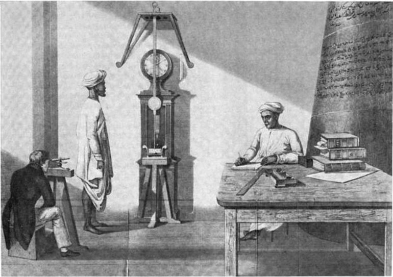 File:Using Kater pendulum in India.png