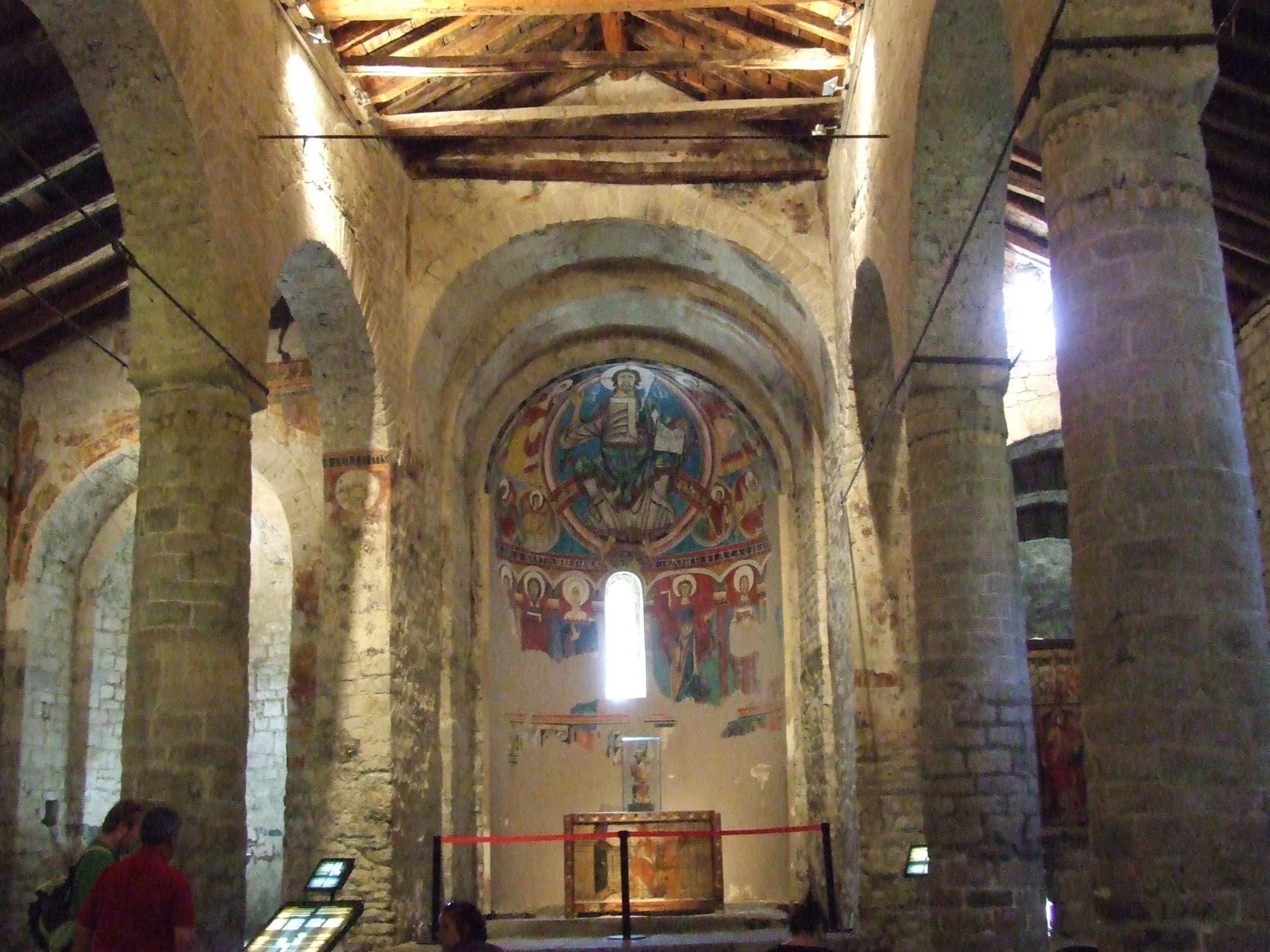 File:Vall de Boí. Taüll. Sant Climent 19.JPG - Wikimedia ...