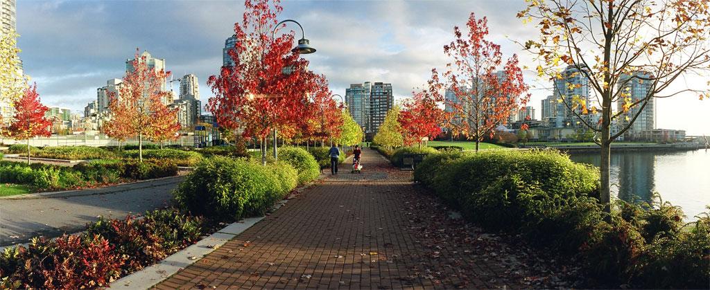 Vancouver heat wave