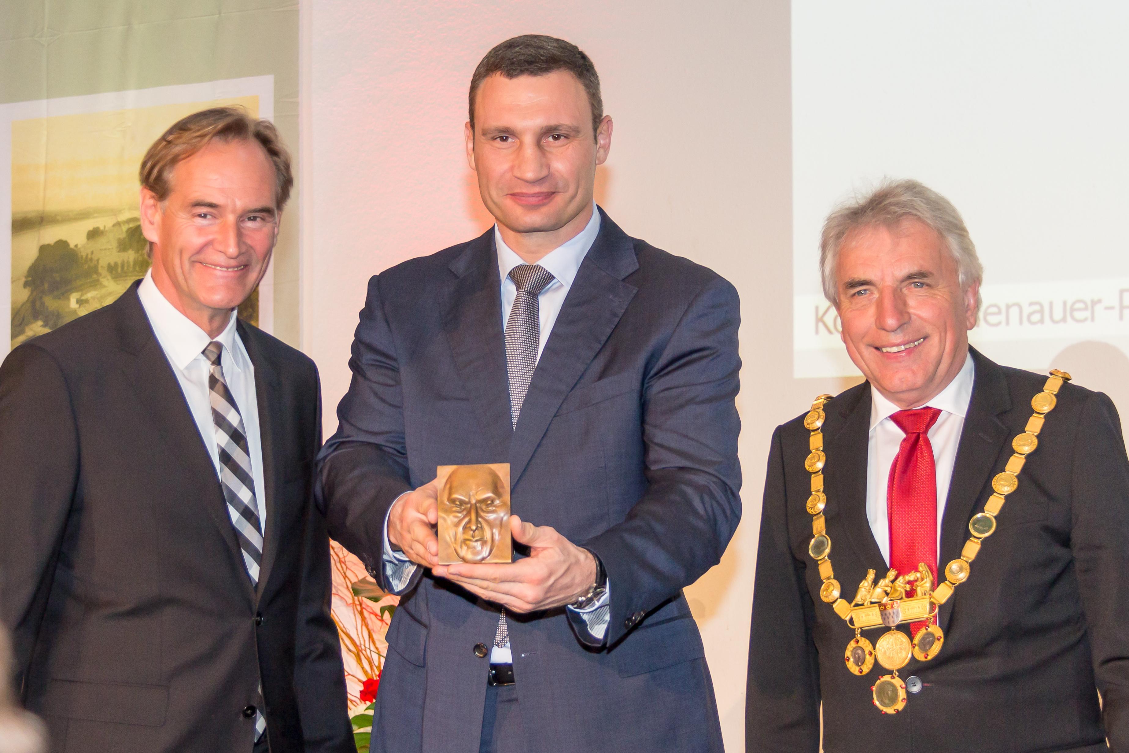 File:Verleihung Konrad-Adenauer-Preis der Stadt Köln 2015 an
