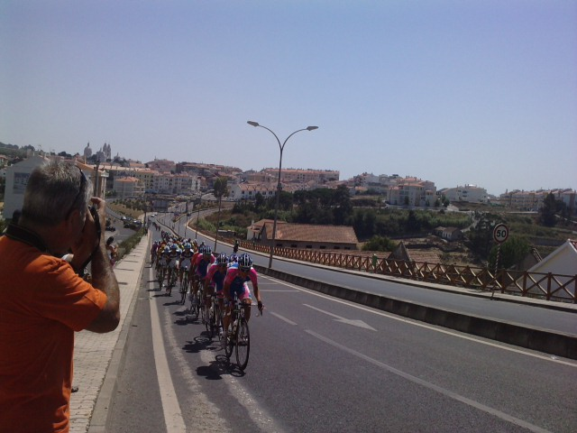 Depiction of Vuelta a Portugal 2010