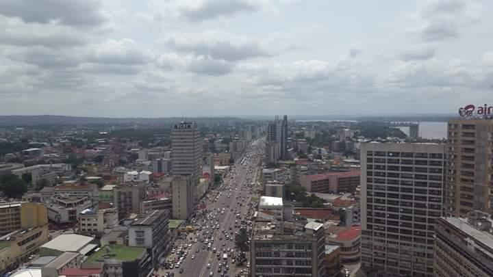 Vue Kinshasa