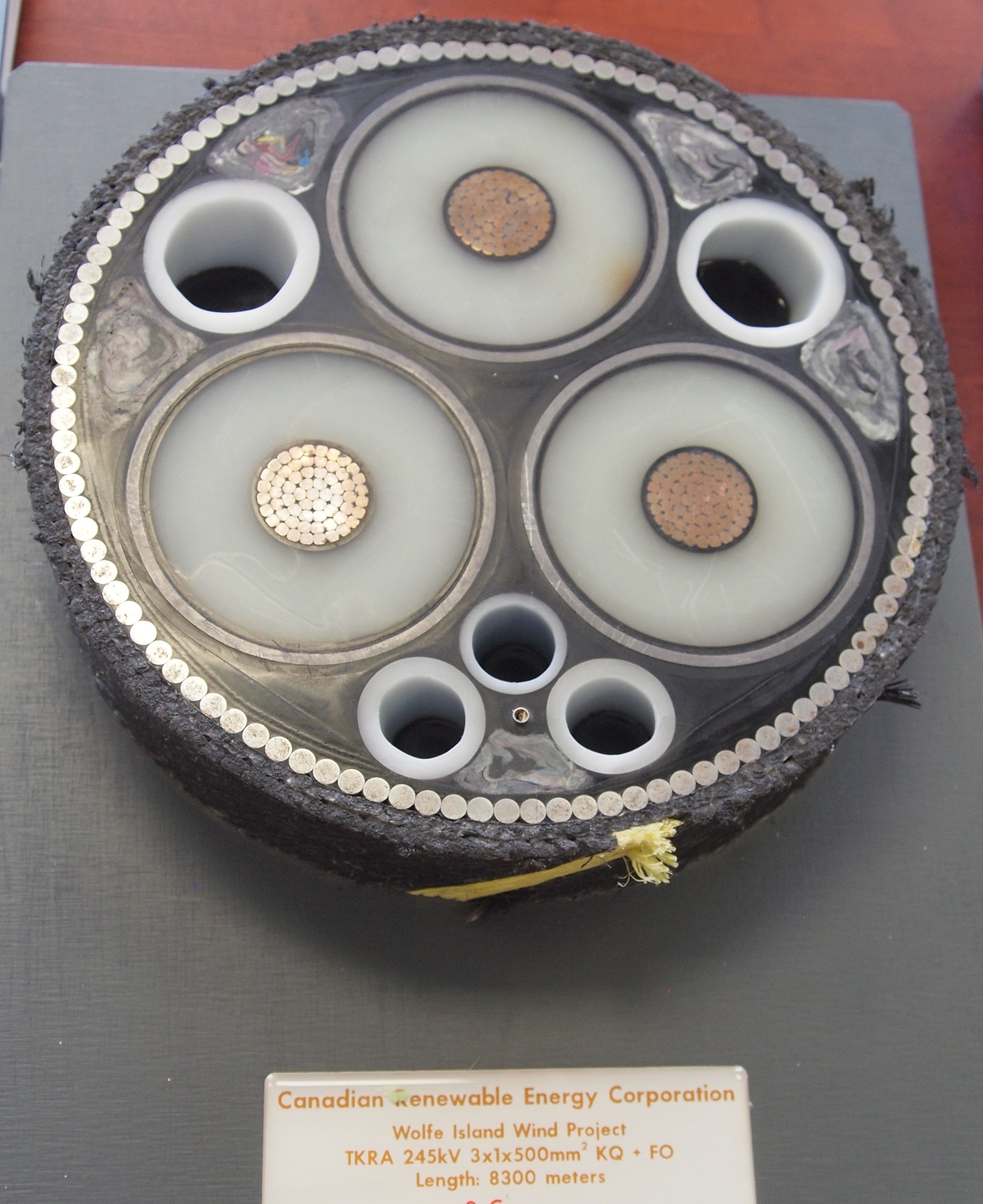 Submarine Power Cable Wikiwand