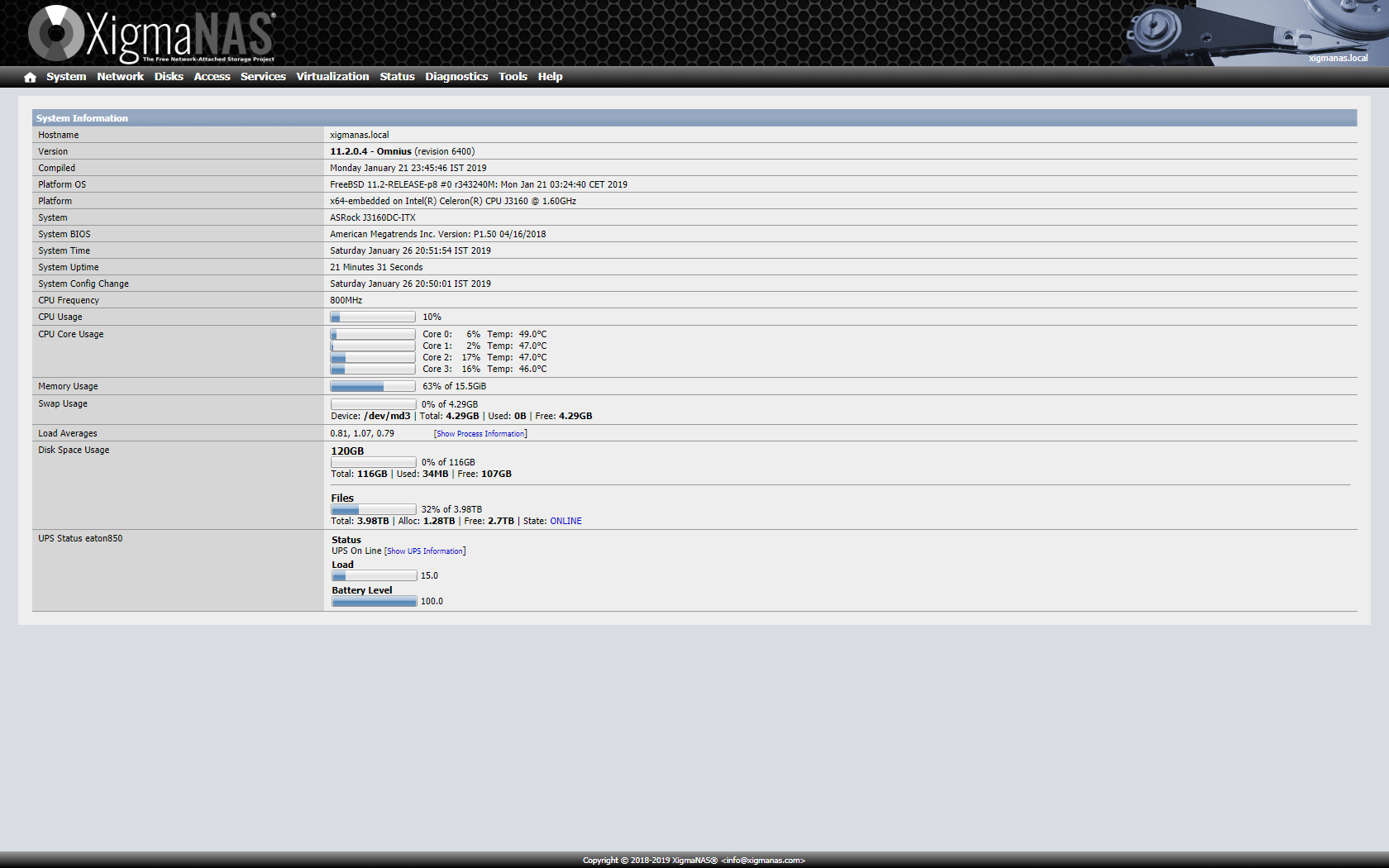 FREENAS UPS WINDOWS 7 64 DRIVER
