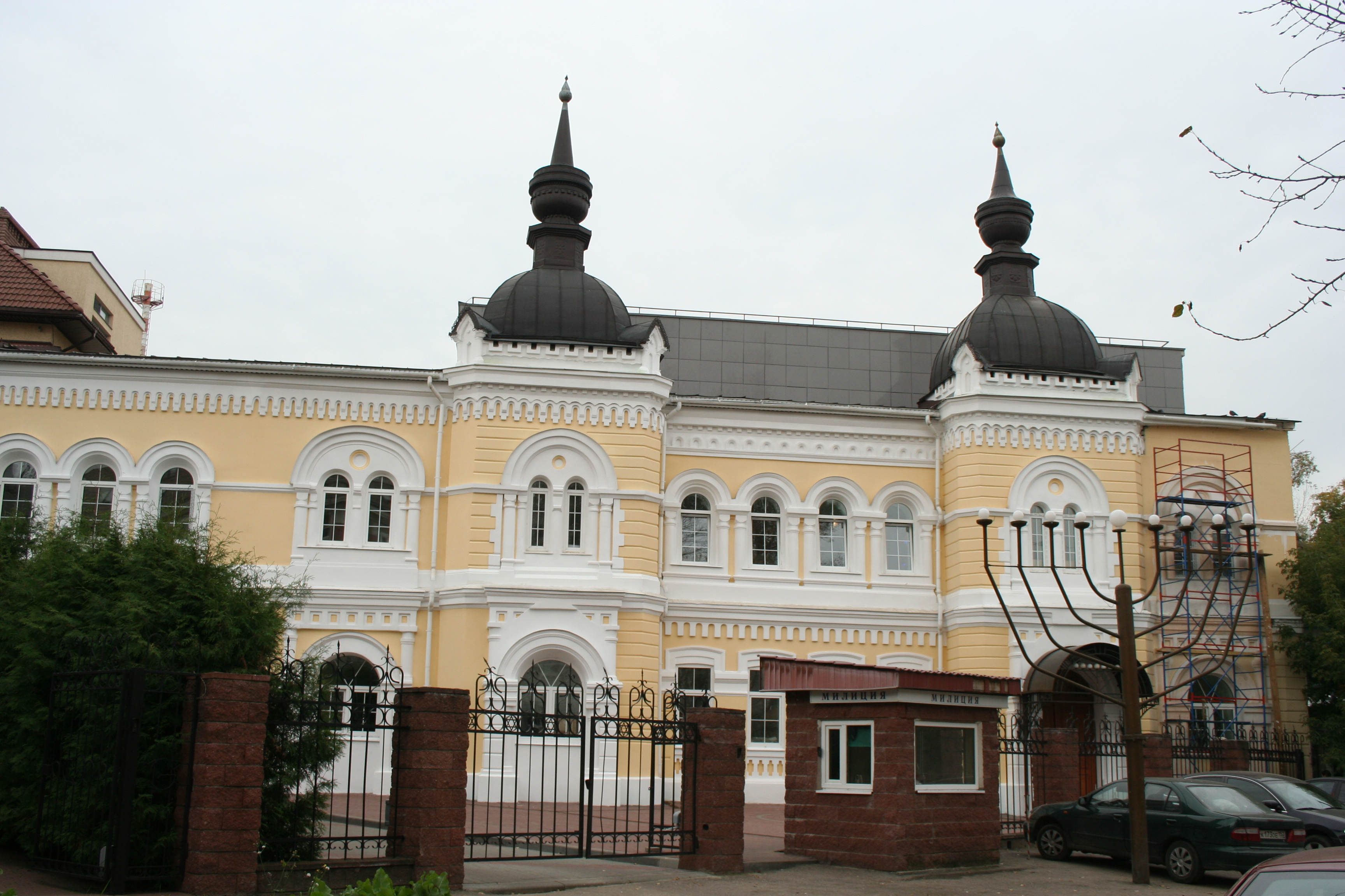 синагога нижний новгород фото готов началу