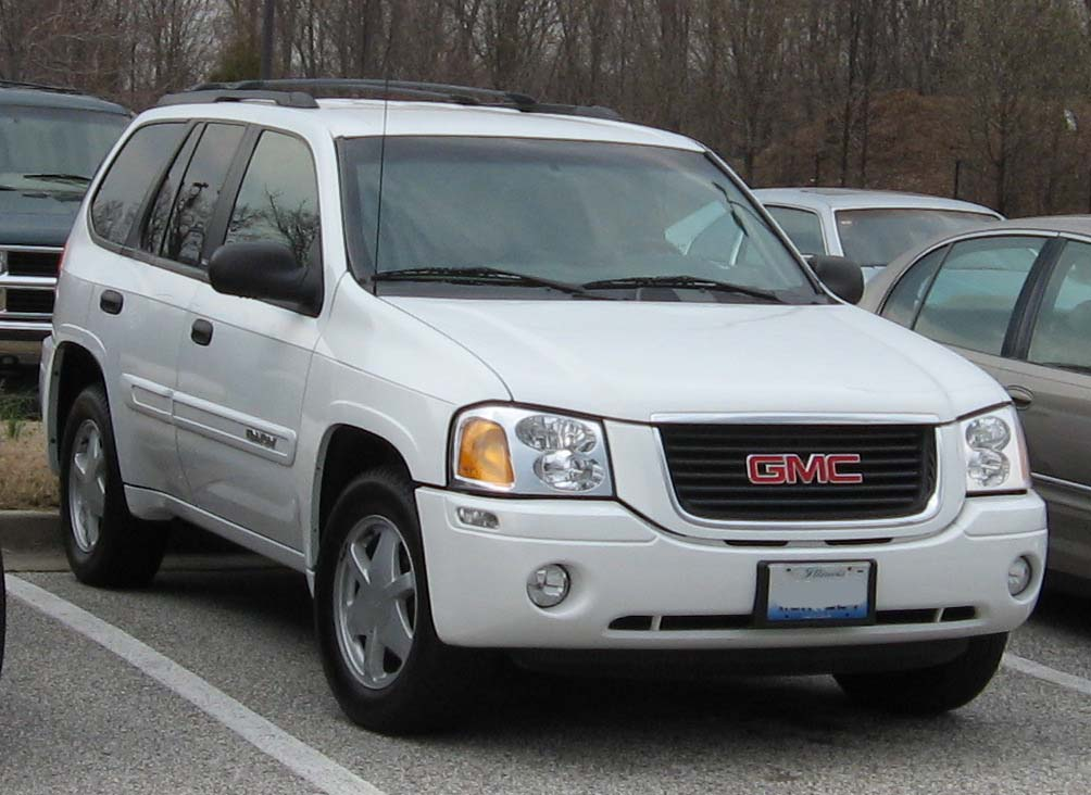 File:02-07 GMC Envoy.jpg - Wikimedia Commons on gmc envoy front wheel bearings, gmc vandura radio wiring diagram, gmc envoy water pump, gmc envoy engine diagram, gmc envoy fuel tank, gmc envoy electrical problems, gmc envoy headers, gmc envoy fuse diagram, gmc sonoma radio wiring diagram, gmc envoy stereo, gmc jimmy radio wiring diagram, gmc envoy parts, gmc envoy cd player, gmc envoy car radio, gmc envoy wire diagram, bose amp wiring diagram, 2003 gmc radio wiring diagram, gmc savana radio wiring diagram, gmc envoy wiring harness, 2005 avalanche bose audio system wiring diagram,