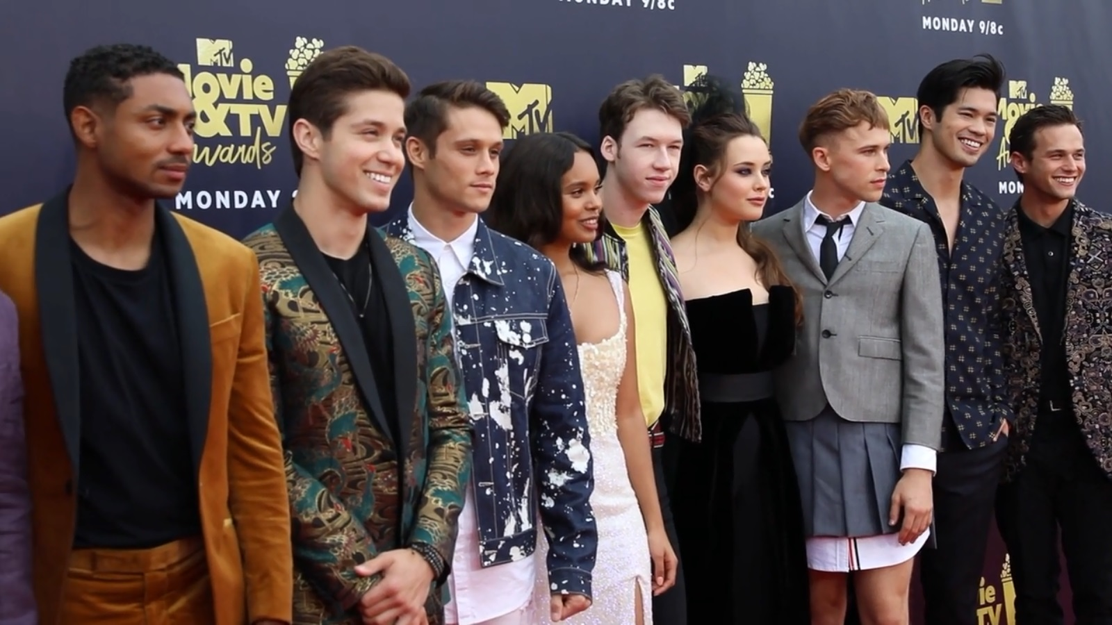 13 Reason Why cast at MTV Awards.jpg
