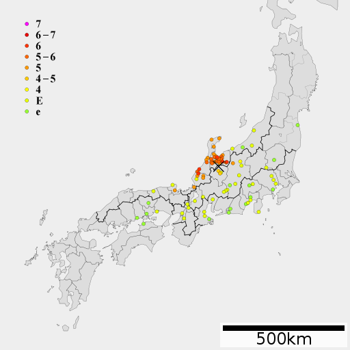 飛越地震 - Wikipedia