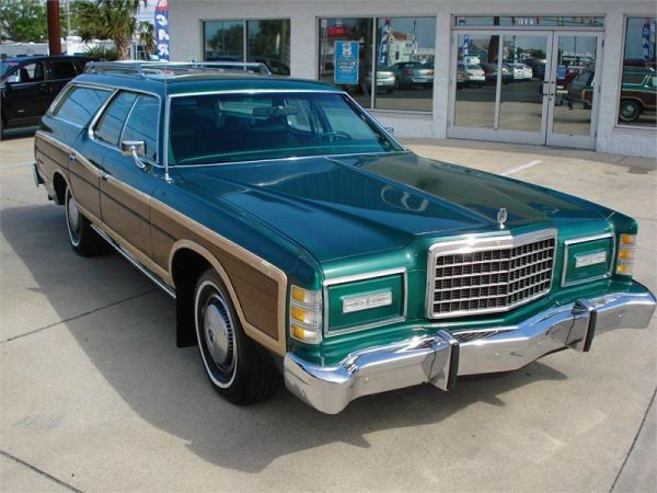 Nissan Of Cary Ford Ltd Country Squire For Sale 1978 | Autos Post