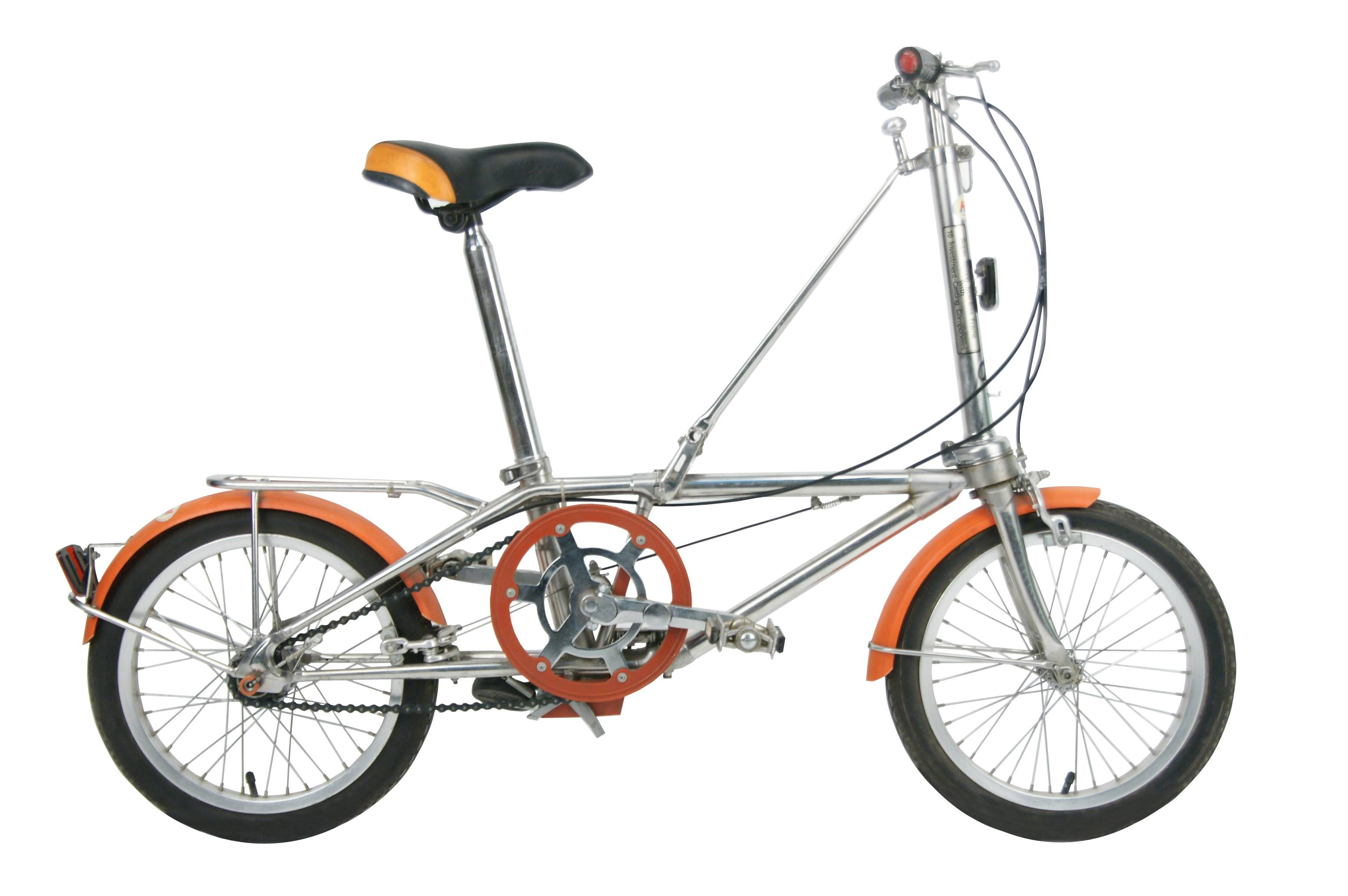 File 1982 Hon Convertible Folding Bicycle Jpg Wikimedia Commons