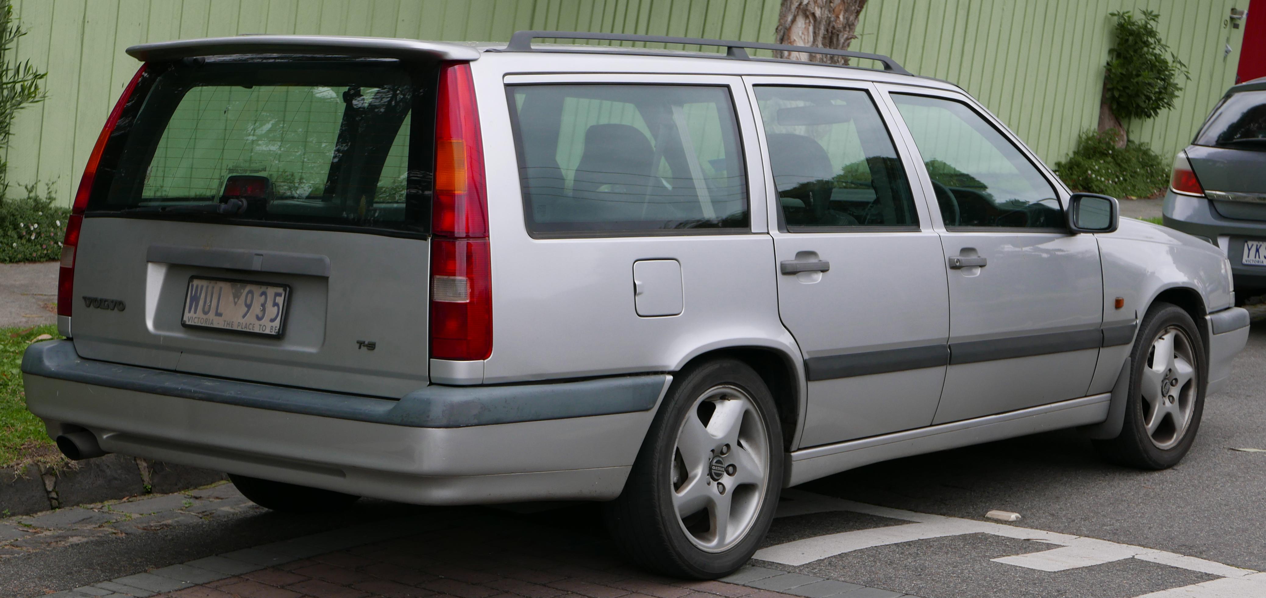 1994 volvo station wagon
