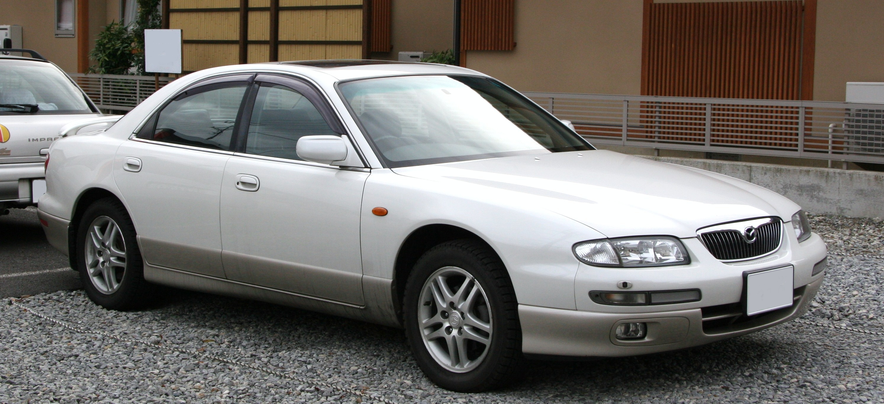 Mazda Millenia - WikipediaWikipedia, the free encyclopedia