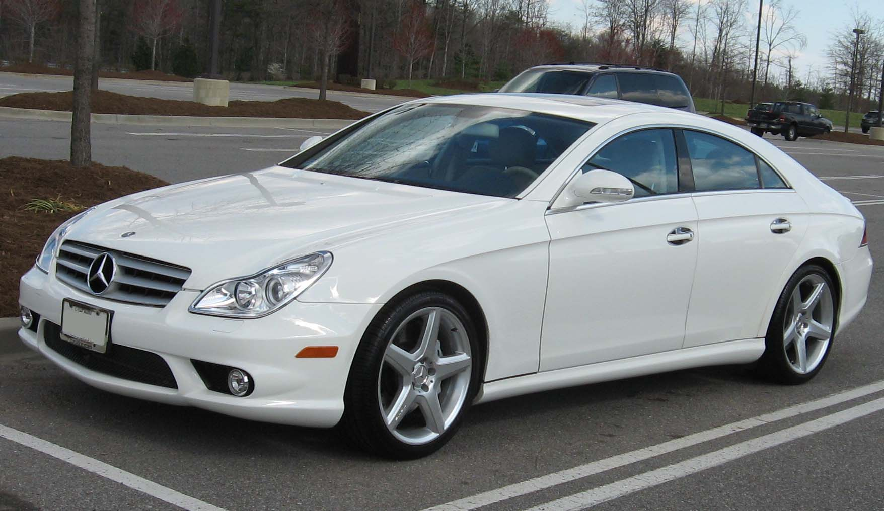 Image gallery 2006 mercedes benz cls 55 for 2006 mercedes benz amg