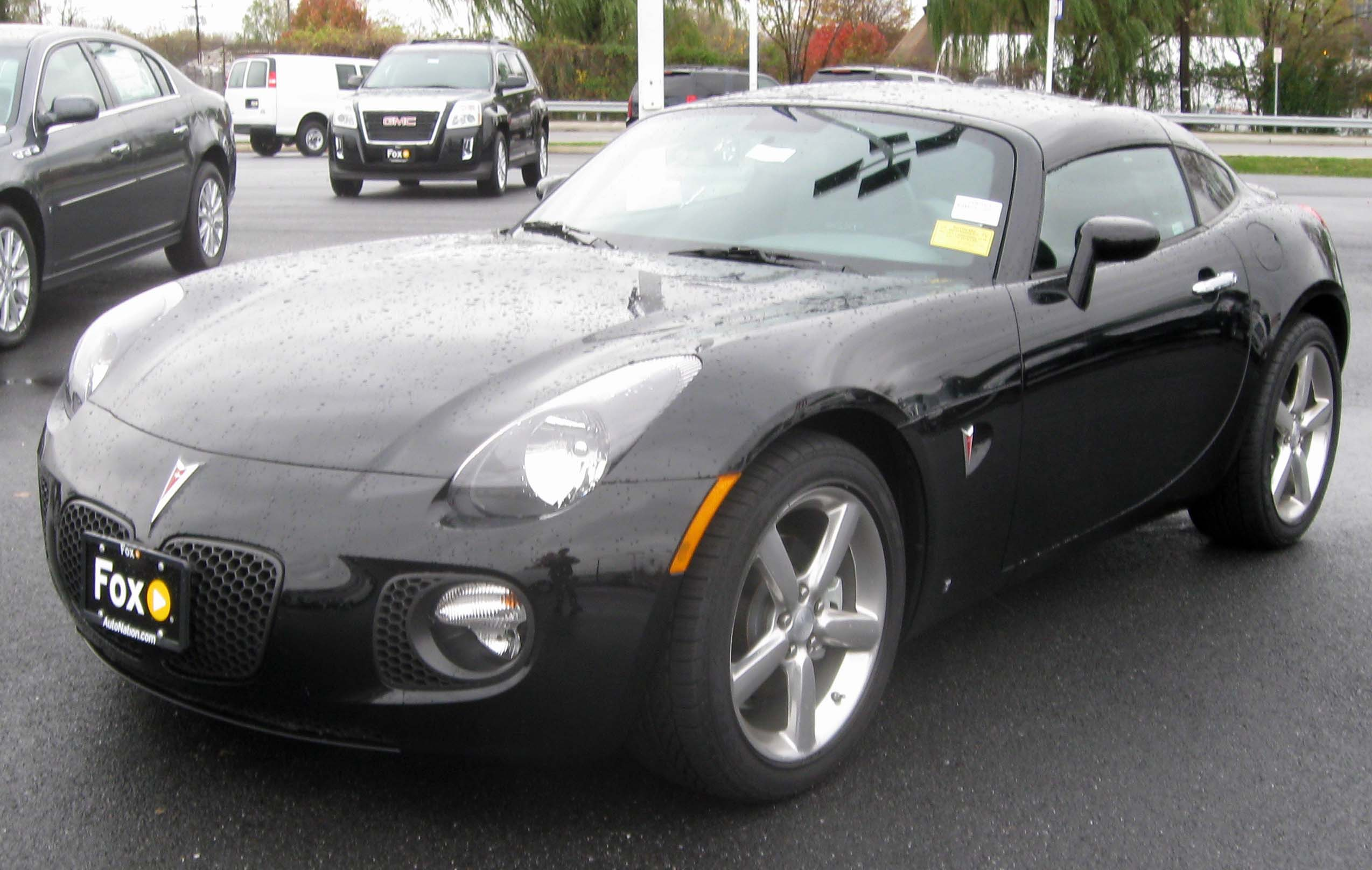 2009 Solstice Coupe For Sale Autos Post