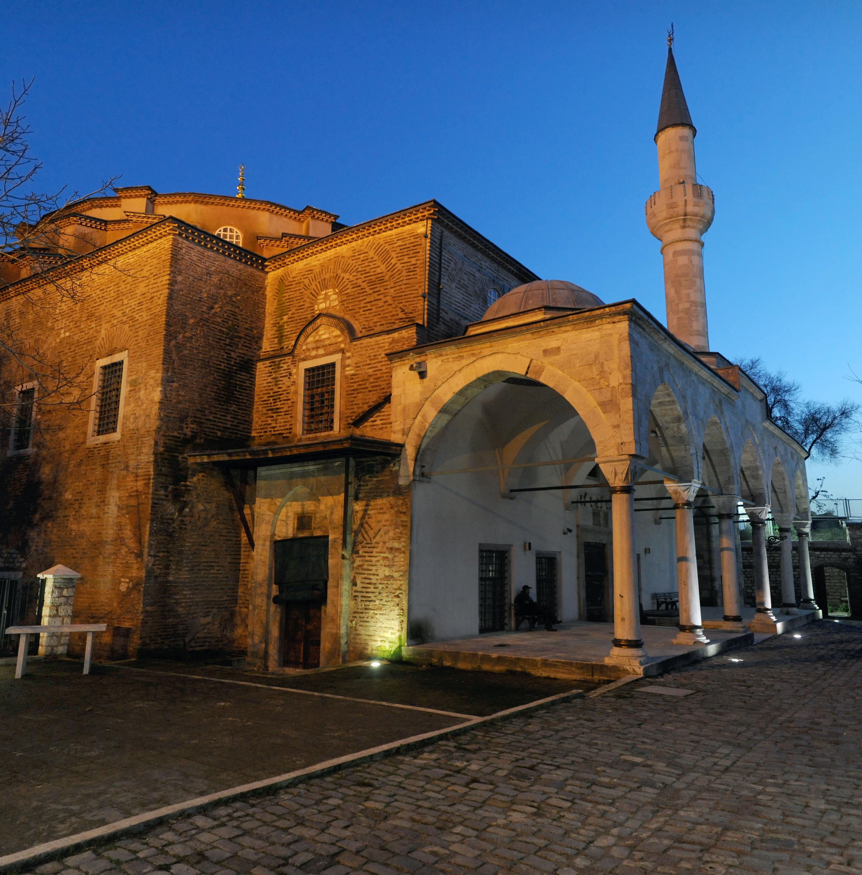 File:20101222 Kucuk Ayasofya Mosque Istanbul Turkey.jpg - Wikimedia Commons