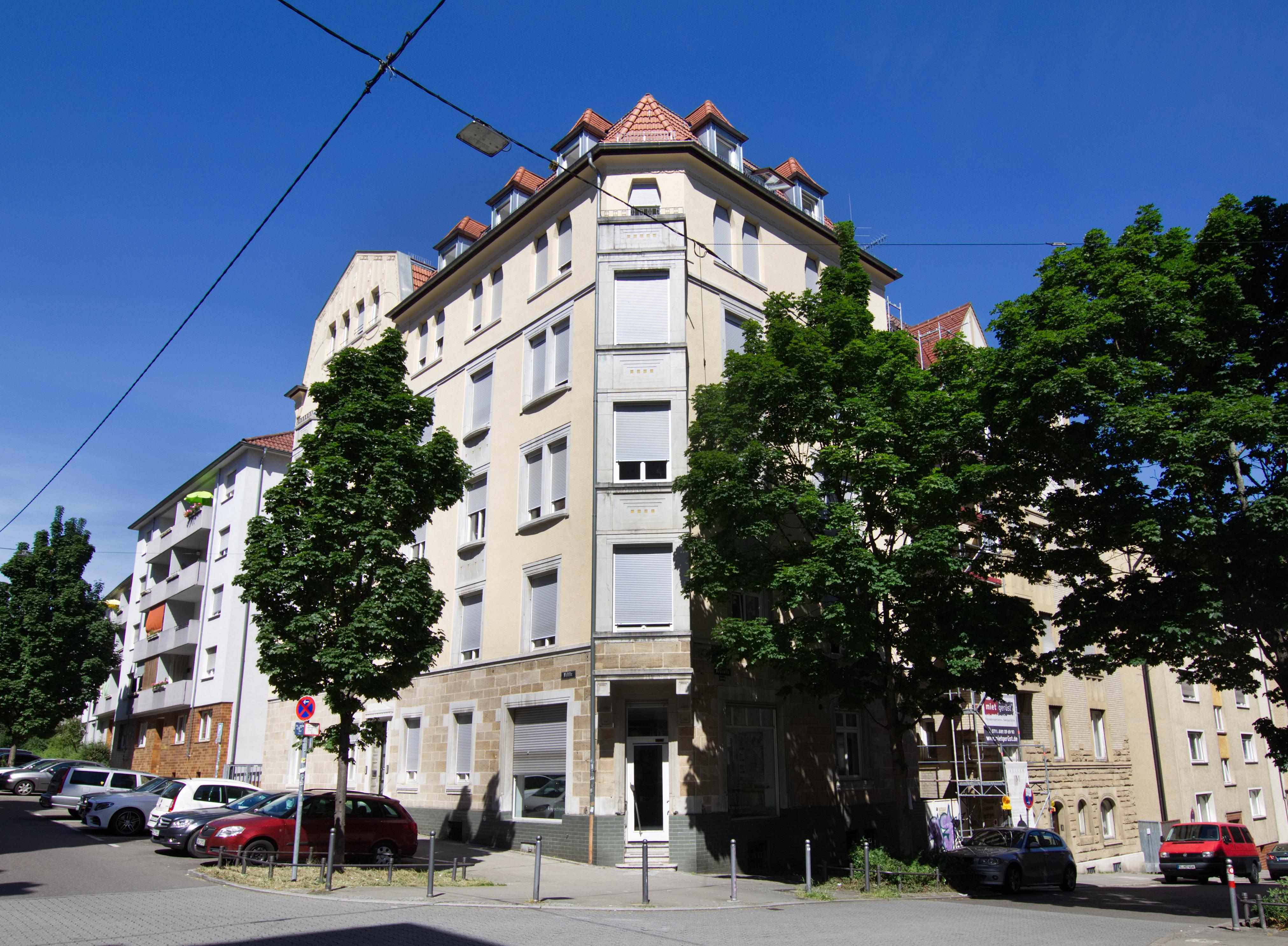 Lehenstraße Stuttgart